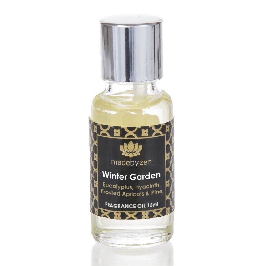 WINTER GARDEN - Signature Scented Fragrance Oil Made By Zen 15ml